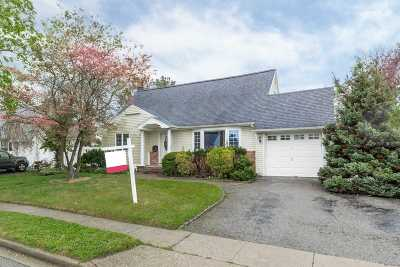 Westbury Single Family Home For Sale: 32 Mindy Ln