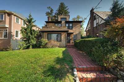 Douglaston Single Family Home For Sale: 47-45 244th St