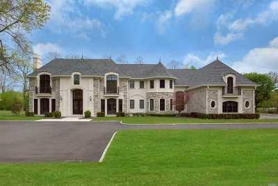 Brookville Single Family Home For Sale: 14 Quaker Ridge Rd