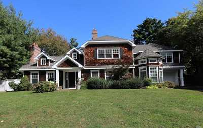 Roslyn Single Family Home For Sale: 159 Shepherd Ln