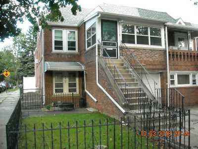 Bayside Multi Family Home For Sale: 34-27 209th St