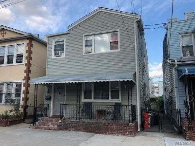 Ozone Park Multi Family Home For Sale: 97-21 91 St