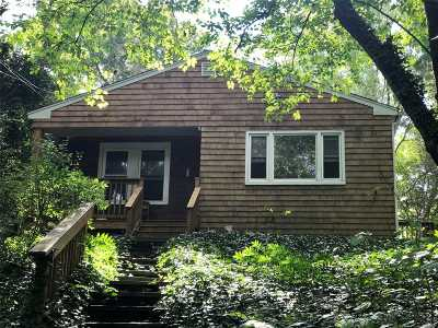 Medford Single Family Home For Sale: 186 Mill Rd