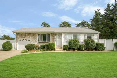 Brentwood Single Family Home For Sale: 38 Quail Dr