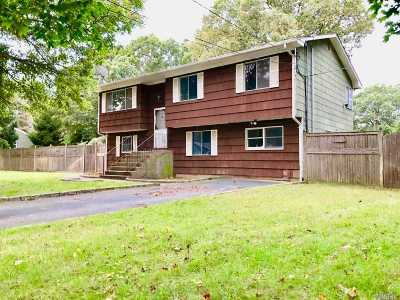 Holtsville Single Family Home For Sale: 54 Lowell Ave