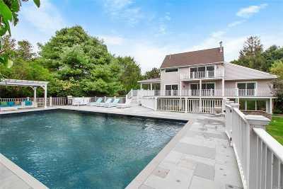 East Hampton Single Family Home For Sale: 3 Georgica Rd