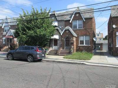 Floral Park Single Family Home For Sale: 94-45 239th St
