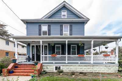 Franklin Square Single Family Home For Sale: 327 Court House Rd