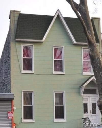 Ridgewood Multi Family Home For Sale: 17-18 Decatur St