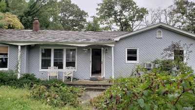 Medford Single Family Home For Sale: 334 Peconic Ave