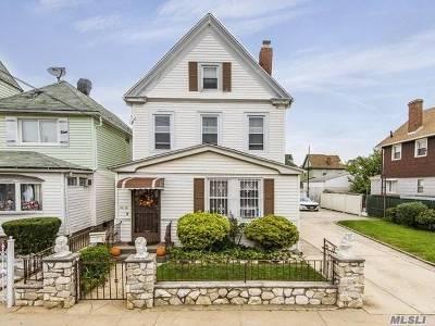 Ozone Park Multi Family Home For Sale: 95-15 107 Street