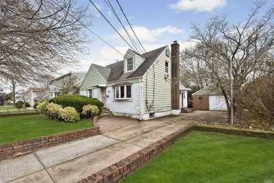 New Hyde Park Single Family Home For Sale: 14 Fulton Ave