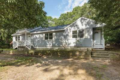 East Hampton Single Family Home For Sale: 11 First St