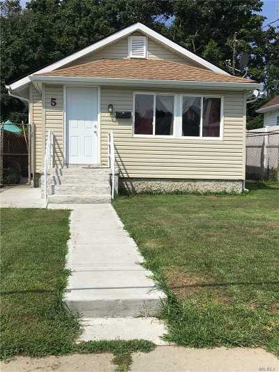 Freeport Single Family Home For Sale: 5 Shonnard Ave
