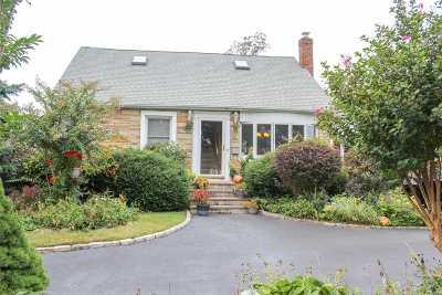 Copiague Single Family Home For Sale: 39 Lafayette St