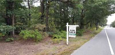 Medford Residential Lots & Land For Sale: Horseblock Rd