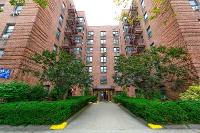 Elmhurst Condo/Townhouse For Sale: 84-25 Elmhurst Ave #5U