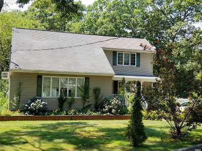 Lake Grove Single Family Home For Sale: 2 Miller Dr