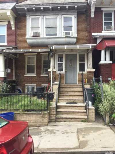 Brooklyn Single Family Home For Sale: 4 Van Siclen Ct