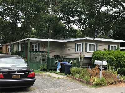 Suffolk County Single Family Home For Sale: 37-55 Hubbard Ave