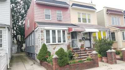 Brooklyn Single Family Home For Sale: 210 E 38th St