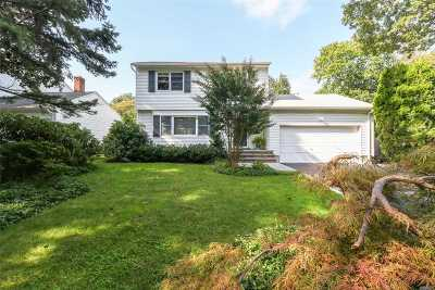 Locust Valley Single Family Home For Sale: 33 George St