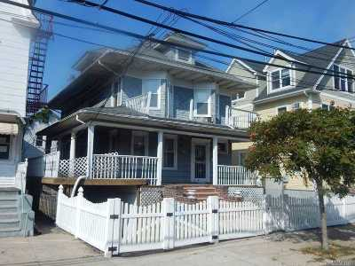 Rockaway Park Single Family Home For Sale: 171 Beach 113th St