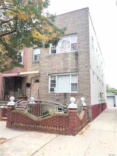 Multi Family Home For Sale: 26-28 96th St