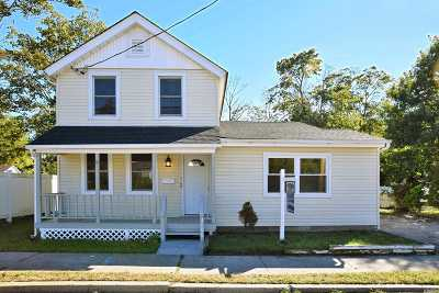 East Islip Single Family Home For Sale: 3166 Union Blvd