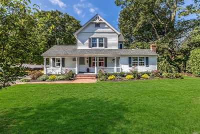 Bayport Single Family Home For Sale: 238 McConnell Ave