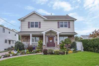 Garden City Single Family Home For Sale: 161 Roxbury Rd