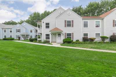 Middle Island Condo/Townhouse For Sale: 322 Artist Lake Dr