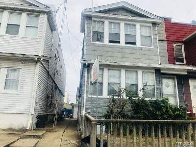 Ozone Park Multi Family Home For Sale: 104-23 107th St
