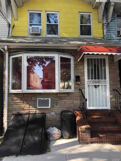 Woodhaven Single Family Home For Sale: 88-16 78th St