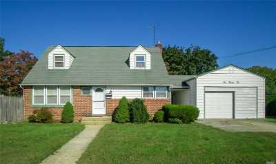 Hicksville Single Family Home For Sale: 192 7th St