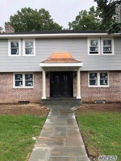 Rockville Centre Single Family Home For Sale: 485 McDermott Rd