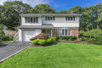 Hauppauge NY Single Family Home For Sale: $499,000