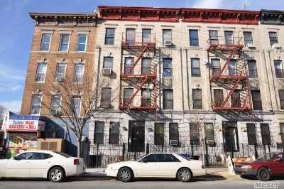 Brooklyn Condo/Townhouse For Sale: 725 Macdonough St