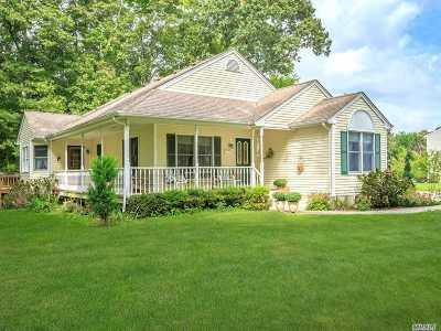 Jamesport Single Family Home For Sale: 177 High Meadow Ln
