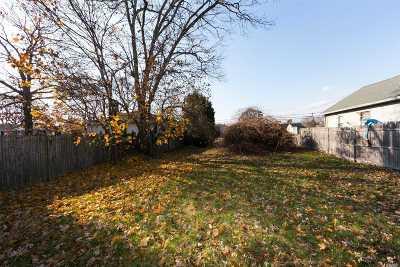 Massapequa Residential Lots & Land For Sale: 714 Franklin Ave