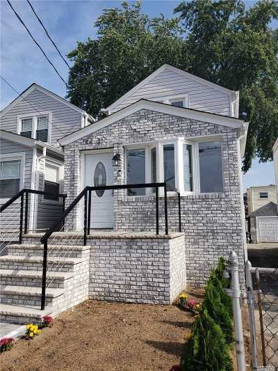 Jamaica Single Family Home For Sale: 144-31 166th St