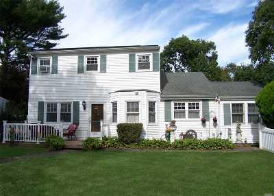 Amity Harbor NY Single Family Home For Sale: $429,000