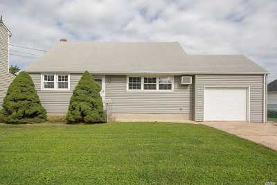 Hicksville Single Family Home For Sale: 4 Malone St
