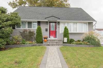 Hicksville Single Family Home For Sale: 145 Wilfred Blvd