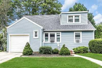 Malverne Single Family Home For Sale: 92 Gates Ave