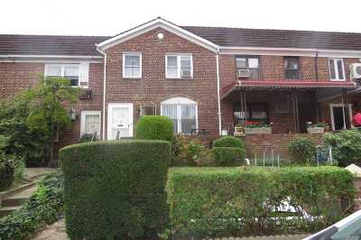 Forest Hills, Rego Park Single Family Home For Sale: 102-28 63 Rd