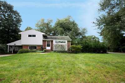 Commack Single Family Home For Sale: 44 Crocus Ln