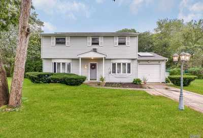 Centereach Single Family Home For Sale: 9 Tarpon Ln