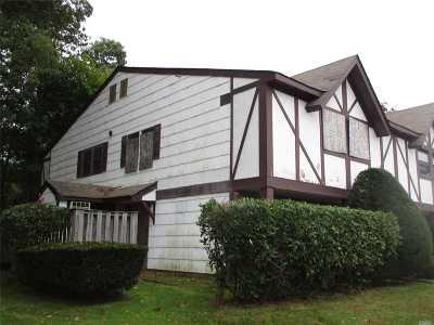 Ridge Condo/Townhouse For Sale: 1d Ticonderoga Ct