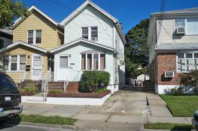 Ozone Park Single Family Home For Sale: 101-47 105th St